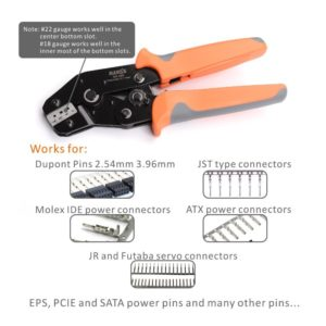 3D Printer Wiring Crimp Tool
