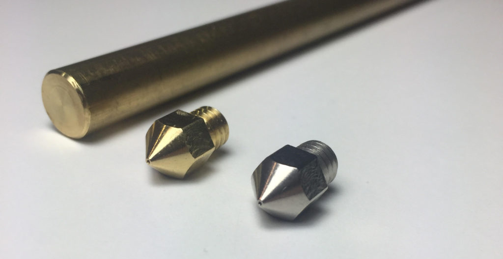 Micro-Swiss MK8 Nozzle