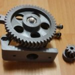 Geared Extruder