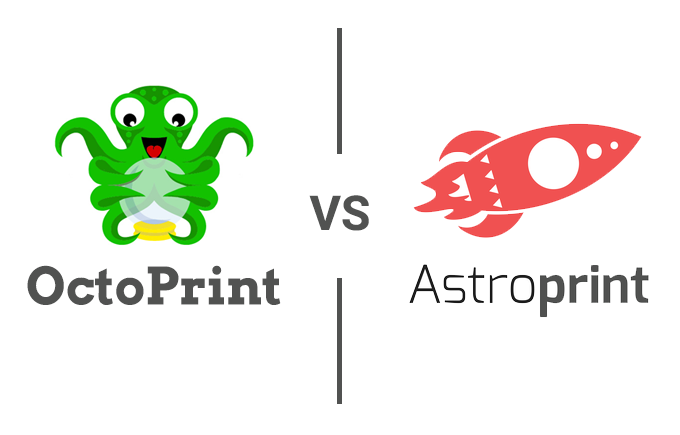 Octoprint vs Astroprint Control your 3D Printer Remotely