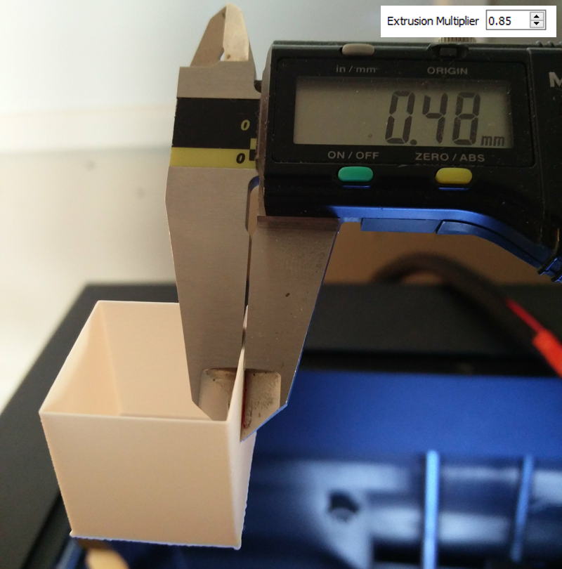 3D Printer Extruder Calibration Steps per mm | 3DAddict