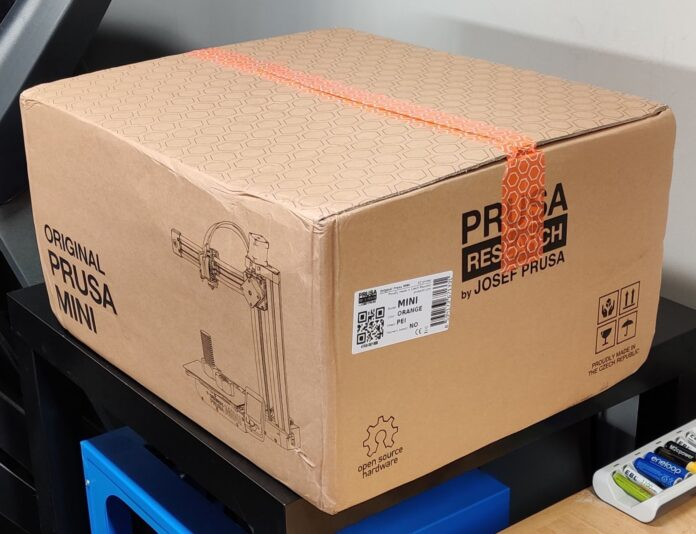 Prusa Mini In Box
