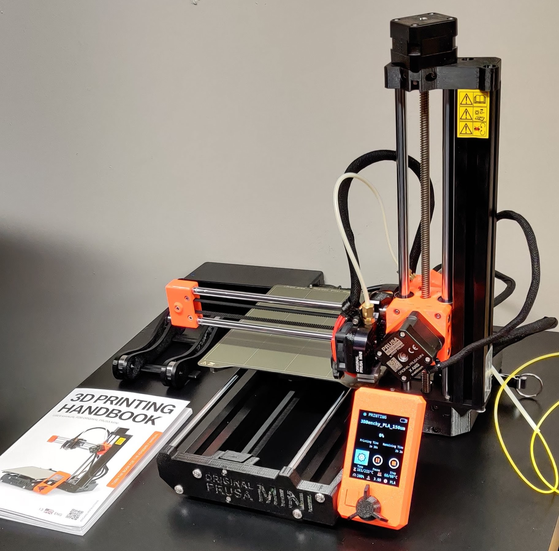 Prusa Mini 3D Printing