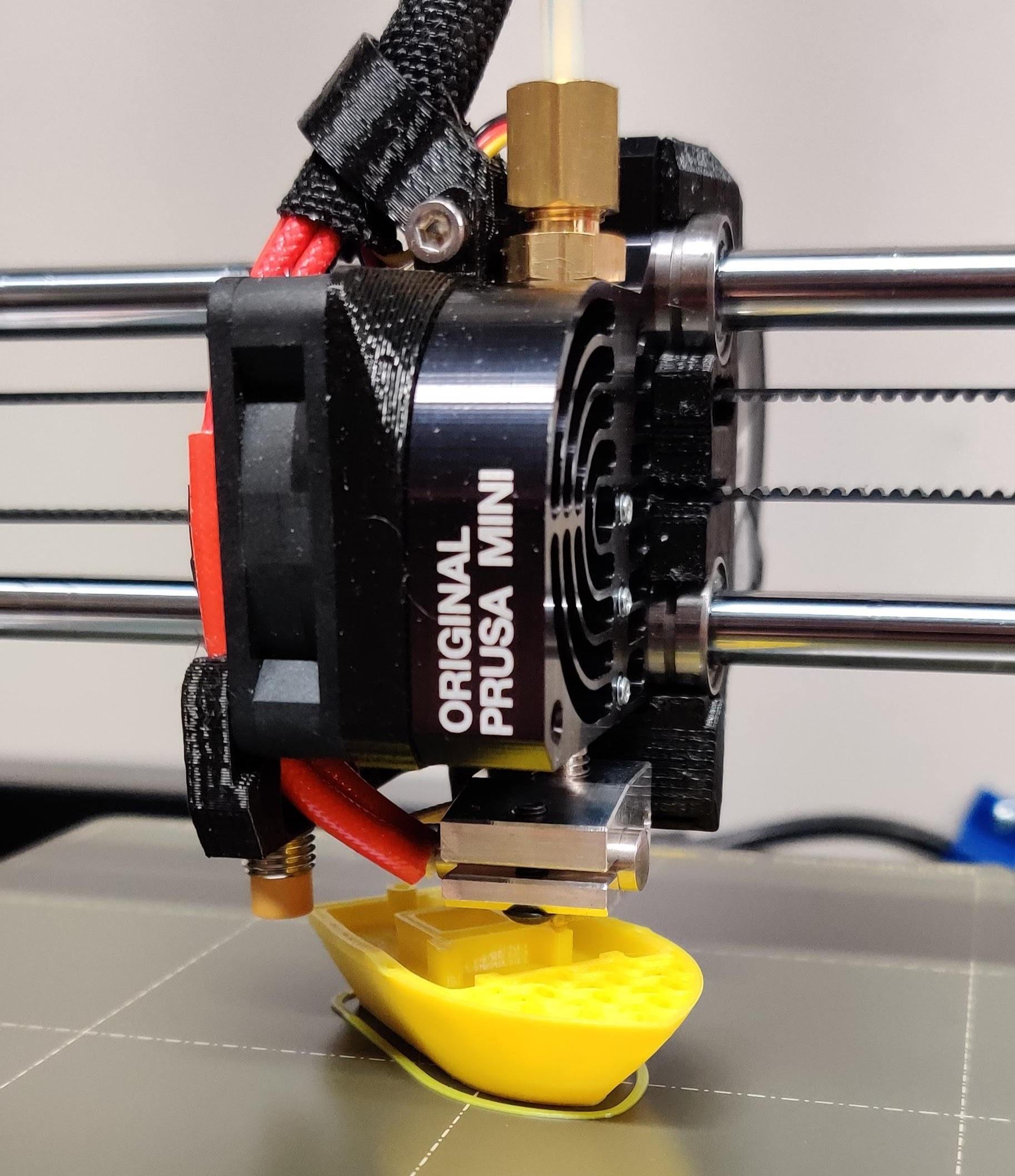 3D Printing Benchy