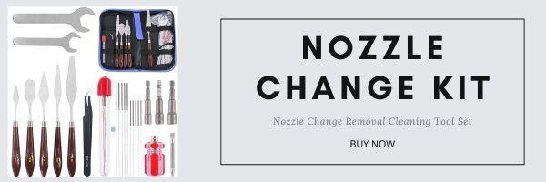 3D Printer Nozzle Kit