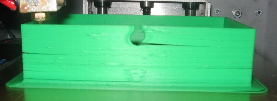 3D Print Layer separation