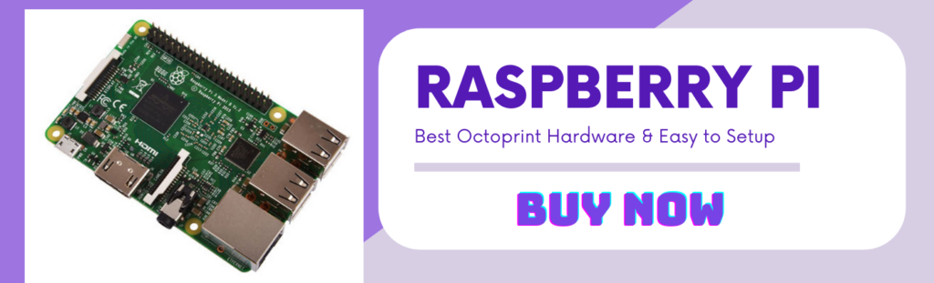 Raspberry Pi 3D printer